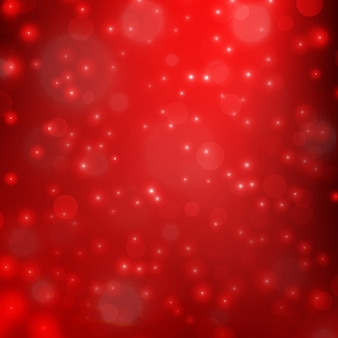 Fondo elegante del biglietto di s. valentino con effetto della luce