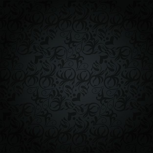 Fondo grafico ornamentale di lusso di struttura