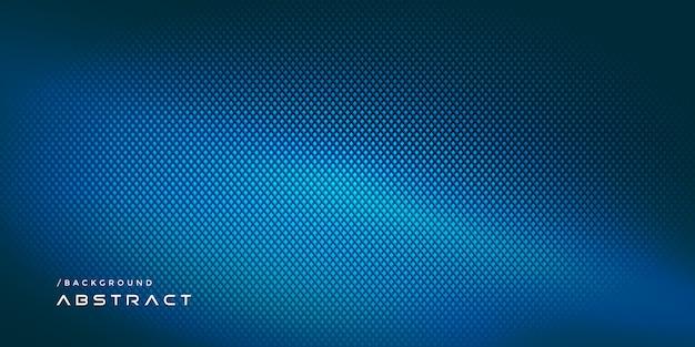 Fondo moderno di tecnologia del carbonio astratto blu