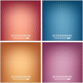 Fondo multicolore minimo astratto o insieme della copertura.