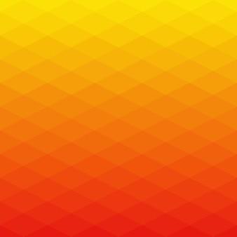 Fondo poligonale astratto di rombo. illustrazione geometrica per materiale.