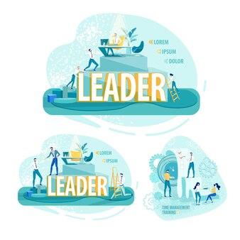 Formazione sul controllo dei tempi e sulla gestione dei leader