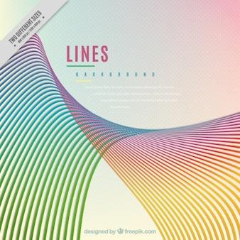 Forme composte da linee di fondo