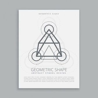 Forme linea geometriche