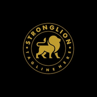Forte concept design lion color
