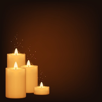 Foto di candele