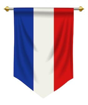 Francia pennant
