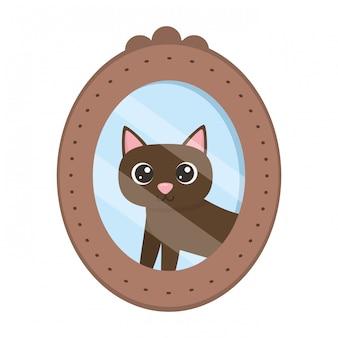Fumetto di gatto