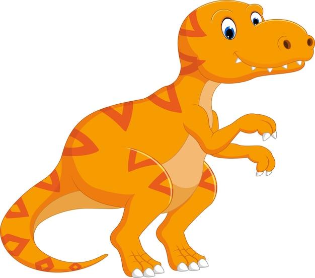 Fumetto tirannosauro