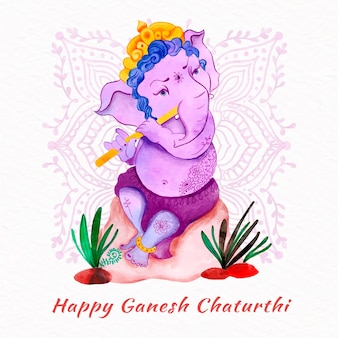 Ganesh chaturthi event design