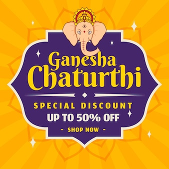 Ganesh chaturthi sale