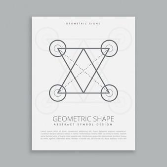 Geometria delle linee sacra