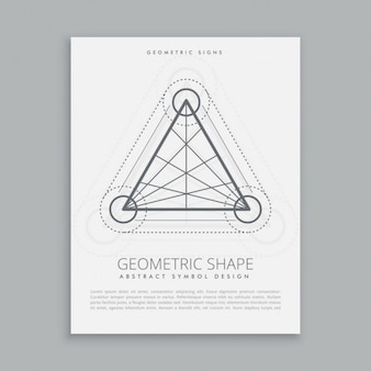 Geometria šared futuristico