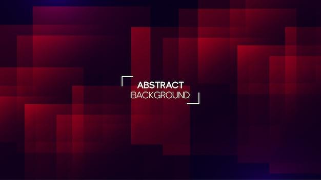 Geometrico astratto futuristico