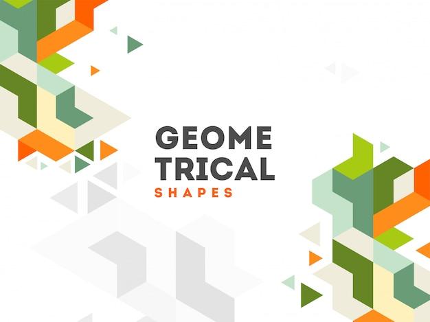Geometrico astratto.