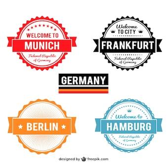 Germania francobolli