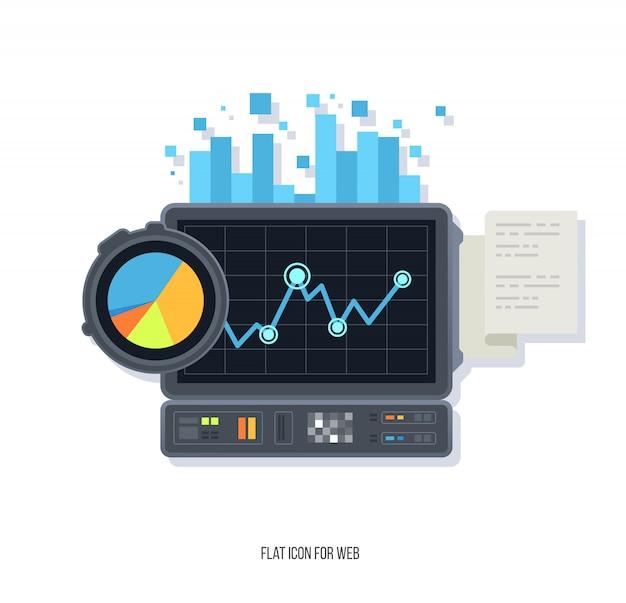 Gestione della rete di dati, algoritmi di apprendimento automatico dei big data.