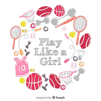 Gioca come una ragazza
