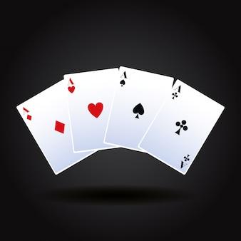 Gioco di carte da poker