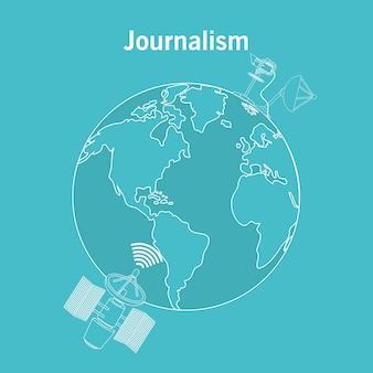 Giornalismo in tutto il mondo