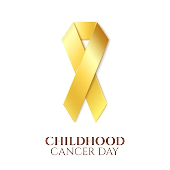 Giornata del cancro infantile.