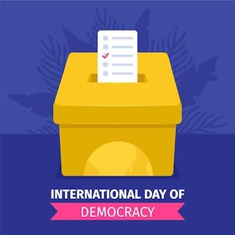 Giornata internazionale del concetto di democrazia