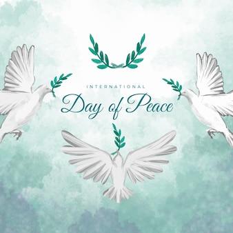 Giornata internazionale dell'acquerello di pace
