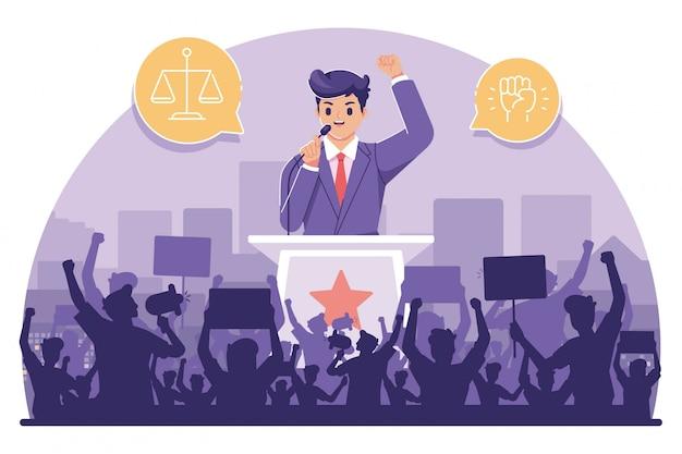 Giornata internazionale dell'illustrazione della democrazia