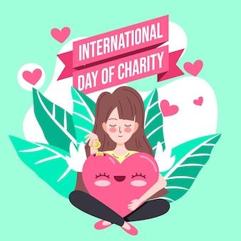 Giornata internazionale della beneficenza