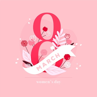 Giornata internazionale della donna floreale