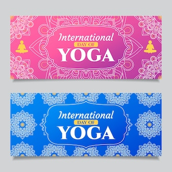 Giornata internazionale delle bandiere yoga