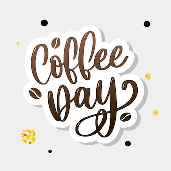 Giornata mondiale del caffè