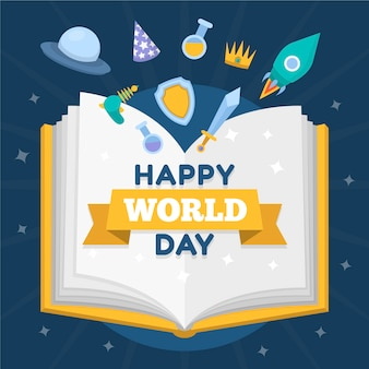 Giornata mondiale del libro creativo