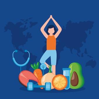 Giornata mondiale della salute delle persone