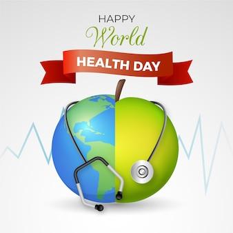 Giornata mondiale della salute realistica