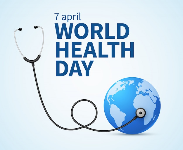 Giornata mondiale della salute sfondo