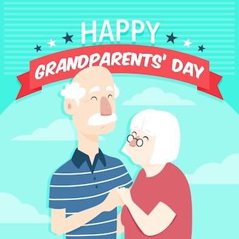 Giornata nazionale dei nonni negli stati uniti