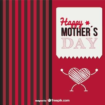 Giorno cuore l'amore della madre è carta forte
