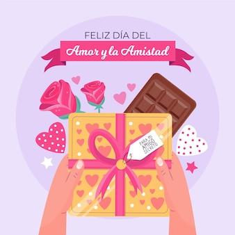 Giorno d'amore e amicizia