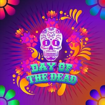 Giorno del cartello dell'ispirazione morta