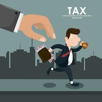 Giorno di paga fiscale governativo