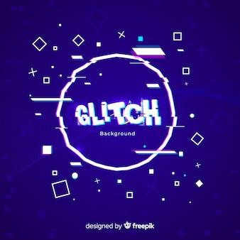 Glitch background