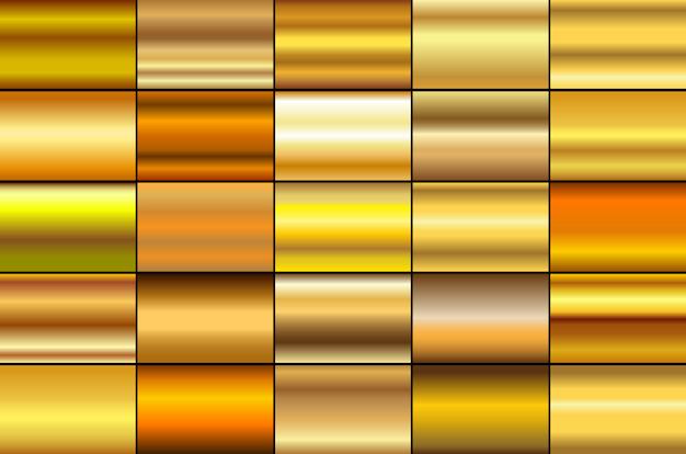 Godlen gradienti premium