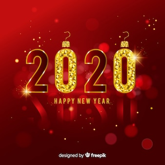 Golden nuovo anno 2020