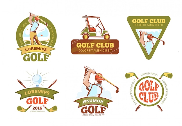 Golf club sportivo