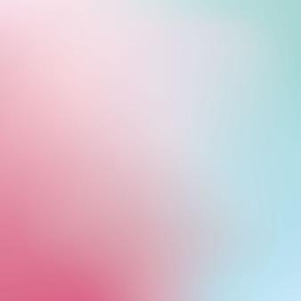 Gradiente di maglia colorata