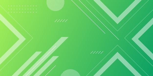 Gradiente di sfondo forma geometrica