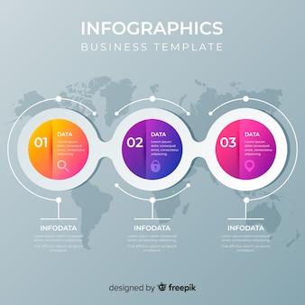 Gradiente infografica