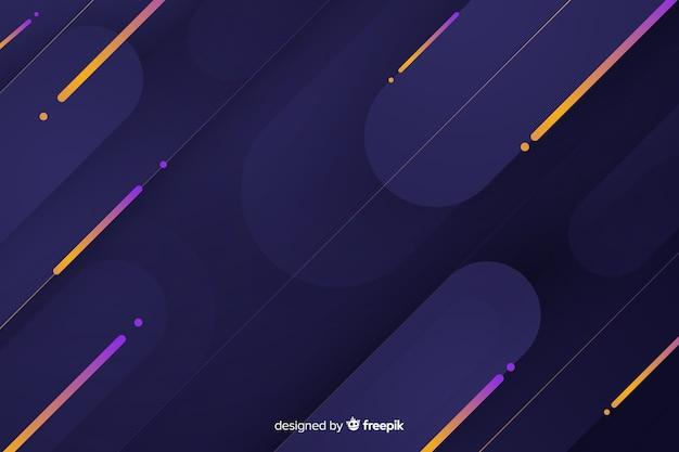 Gradiente sfondo dinamico stile piano
