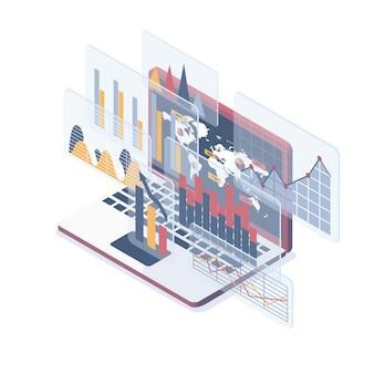 Grafica di analisi dei dati